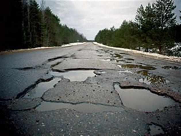 Durability tests in Russia on Russian roads