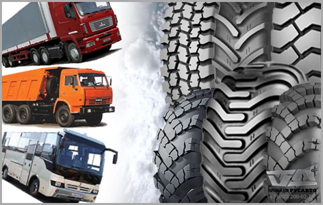 Durability and reliability tests of trailers and tires in Russia